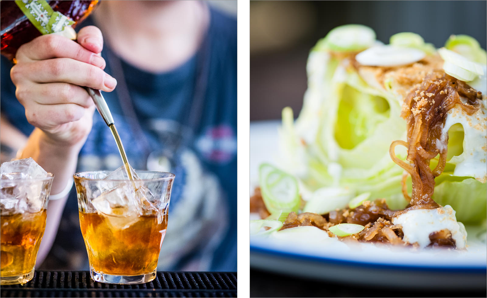 Food and Drink | Published Work photographer pwf
