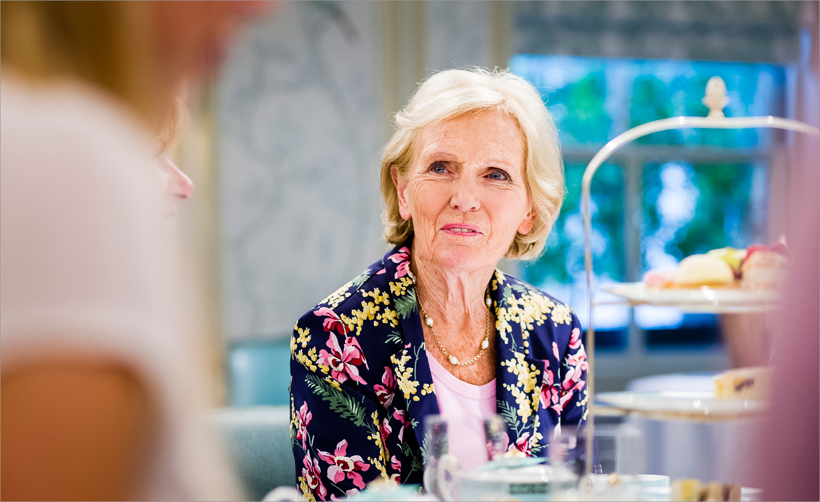 Mary Berry - People | Portraits |  photographer pwf