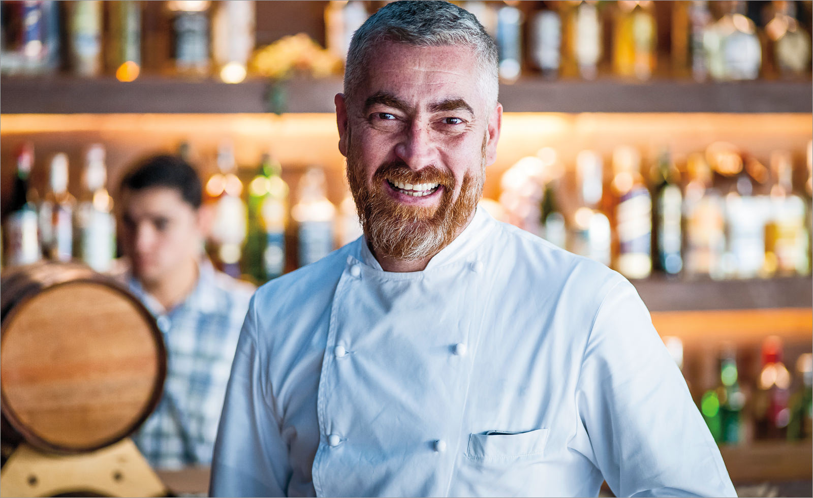 Alex Atala - People | Portraits |  photographer pwf